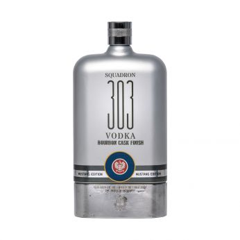 Squadron 303 Vodka Bourbon Cask Finish Mustang Limited Edition 70cl