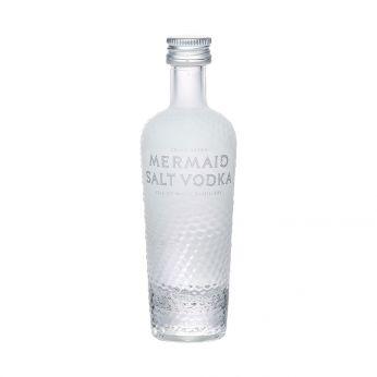 Mermaid Salt Vodka Miniature Isle of Wight Small Batch Vodka 5cl