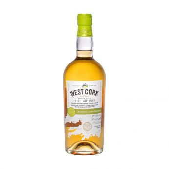 West Cork Calvados Cask Finished Small Batch Single Malt Irish Whiskey 70cl