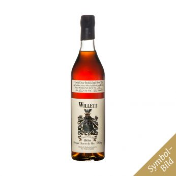 Willett Family Reserve 1984 24y Barrel#14 for Glen Fahrn Black Seal 75cl