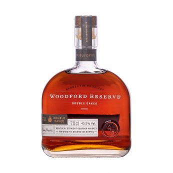 Woodford Reserve Double Oaked Barrel Finish Select Kentucky Straight Bourbon Whiskey 70cl