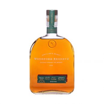Woodford Reserve Distiller's Select Rye Whiskey 70cl