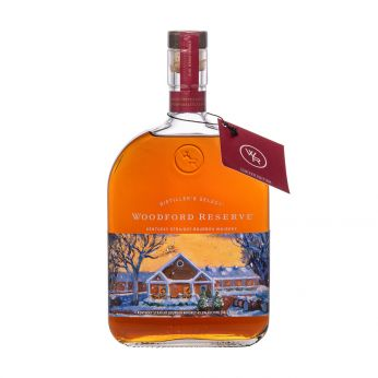 Woodford Reserve Distiller's Select Holiday Edition 2019 Limited Edition 100cl