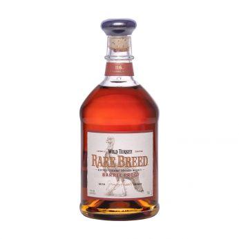 Wild Turkey Rare Breed Barrel Proof Kentucky Straight Bourbon Whiskey 70cl