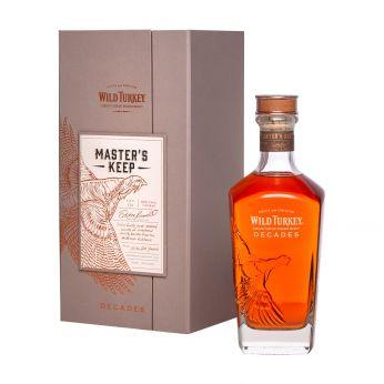 Wild Turkey Master's Keep Decades Kentucky Straight Bourbon Whiskey 75cl