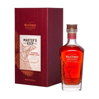 Wild Turkey Master's Keep Revival Kentucky Straight Bourbon Whiskey 75cl