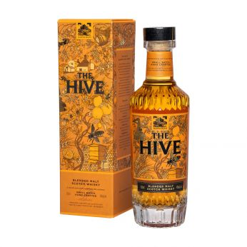The Hive Blended Malt Scotch Whisky 70cl