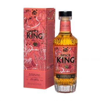 Spice King Blended Malt Scotch Whisky 70cl