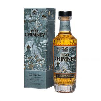 Peat Chimney Blended Malt Scotch Whisky 70cl