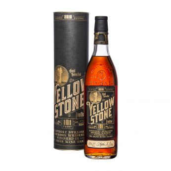 Yellowstone Select Limited Edition 2018 Kentucky Straight Bourbon Whiskey 75cl