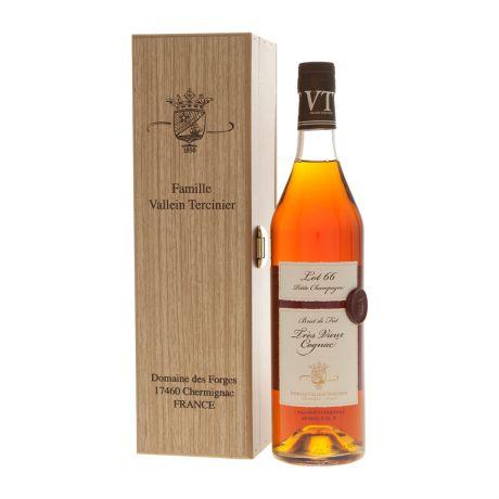 Vallein-Tercinier Lot 66 Cask#151 Brut de Fut Tres Vieux Cognac Petite Champagne 70cl