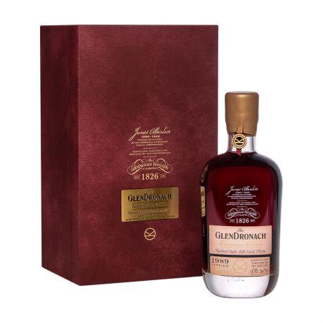 FoG-2G GlenDronach 1989 29y Kingsman Edition Single Malt Scotch Whisky 70cl