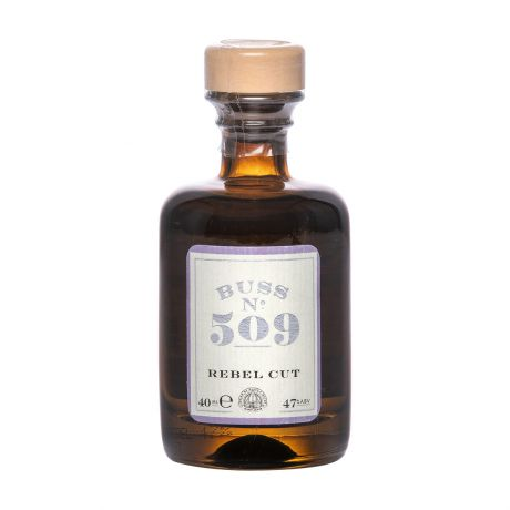 Buss No.509 Rebel Cut Gin Choice Cut Collection Miniature 4cl