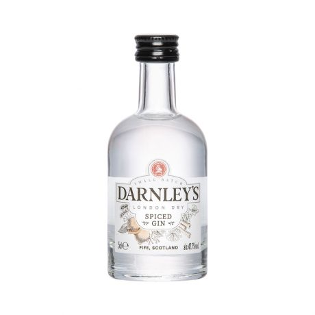 Darnley's Spiced Gin Miniature 5cl