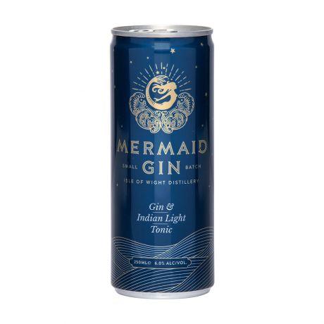 Mermaid Gin & Tonic in Dose 250ml