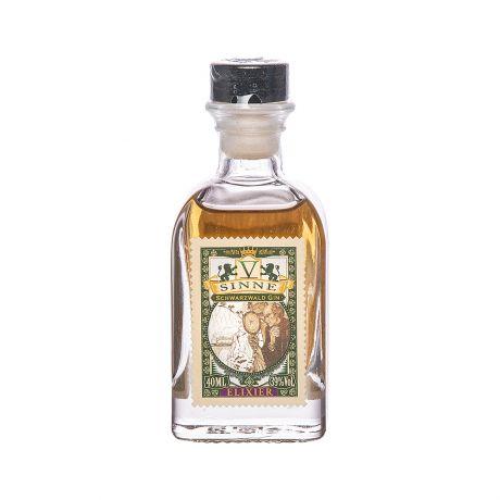 V-Sinne Gin Elixier Miniature Schwarzwald Gin 4cl