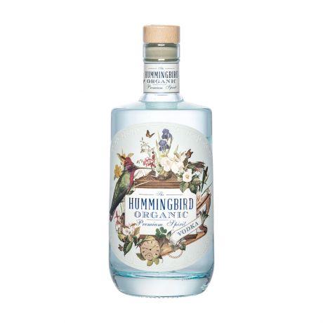 The Hummingbird Organic Premium Vodka 50cl