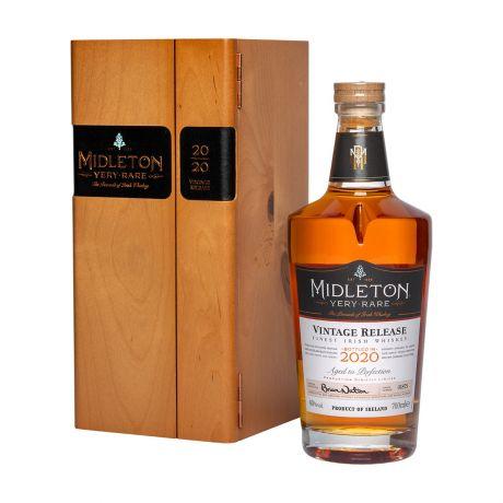 Midleton Very Rare 2020 Vintage Release Blended Irish Whiskey 70cl