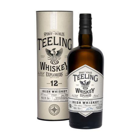 Teeling 12y Explorers Edition Cognac Finish Blended Irish Whiskey 70cl