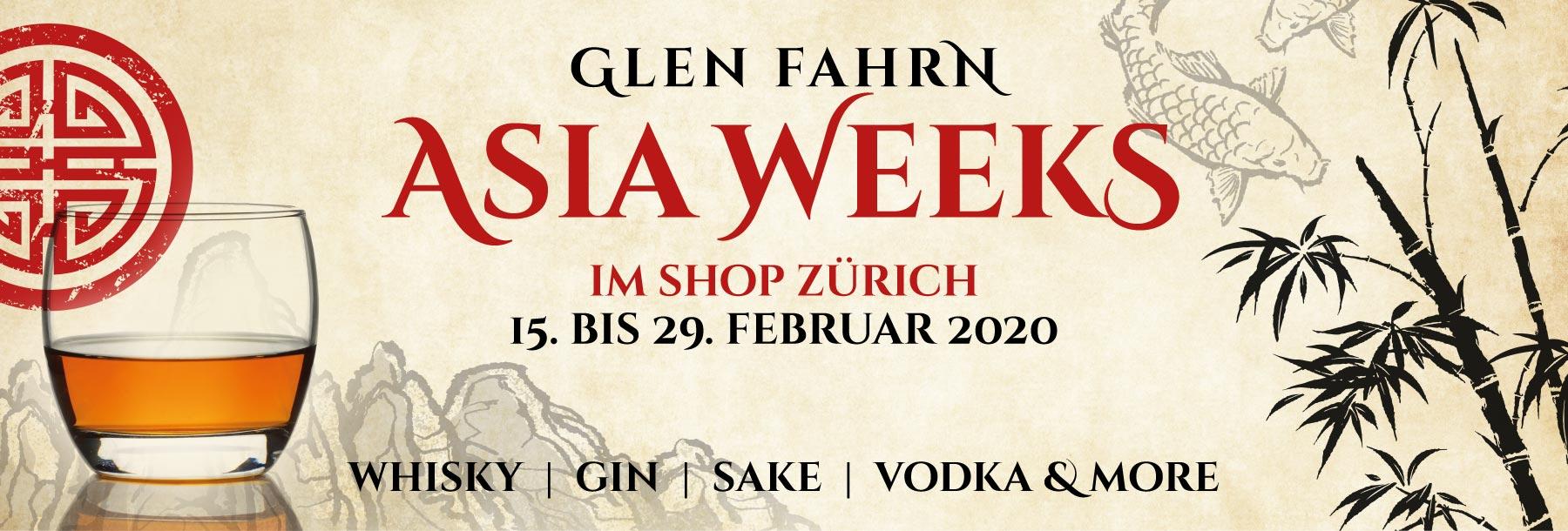Asia Weeks Whisky Sake Gin Vodka Japan Taiwan Asiatische Spirituosen Spezialitäten Raritäten