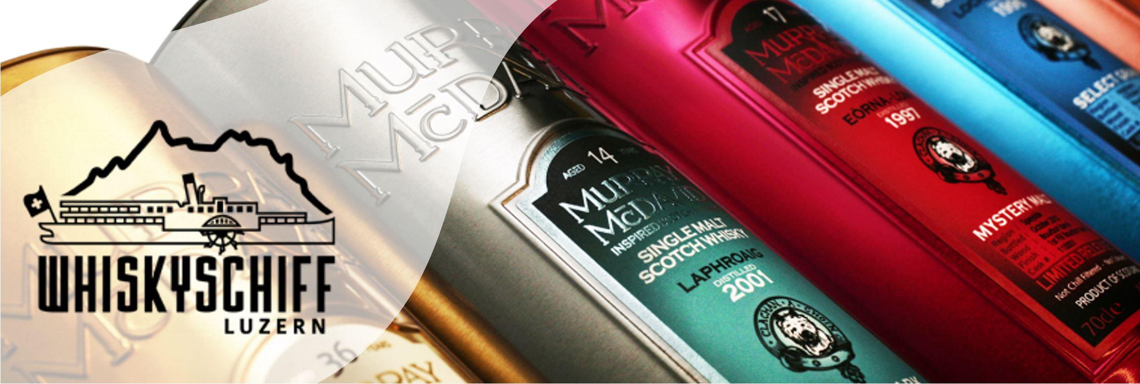Whiskyschiff Luzern Murray McDavid Independent Bottler Glen Fahrn