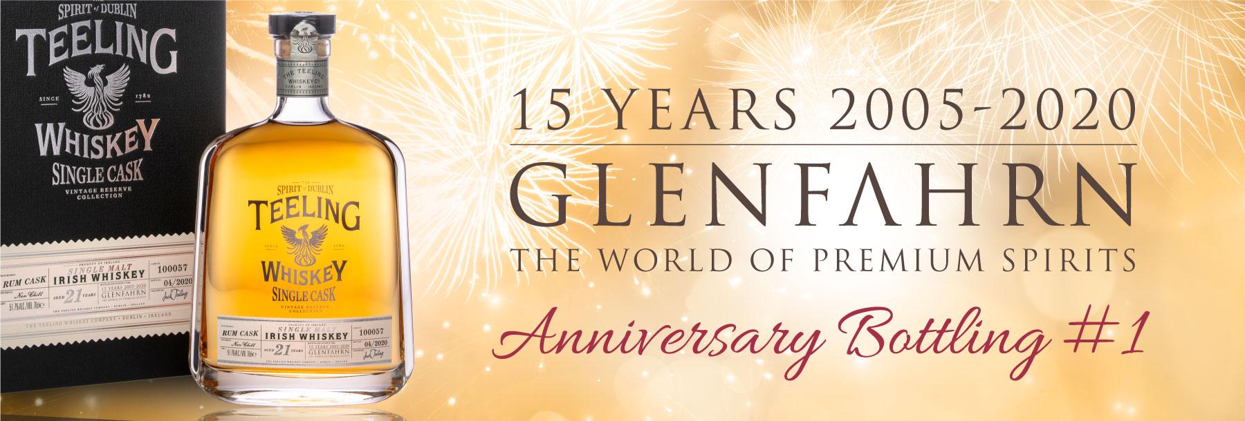 Glen Fahrn Jubiläum Anniversary