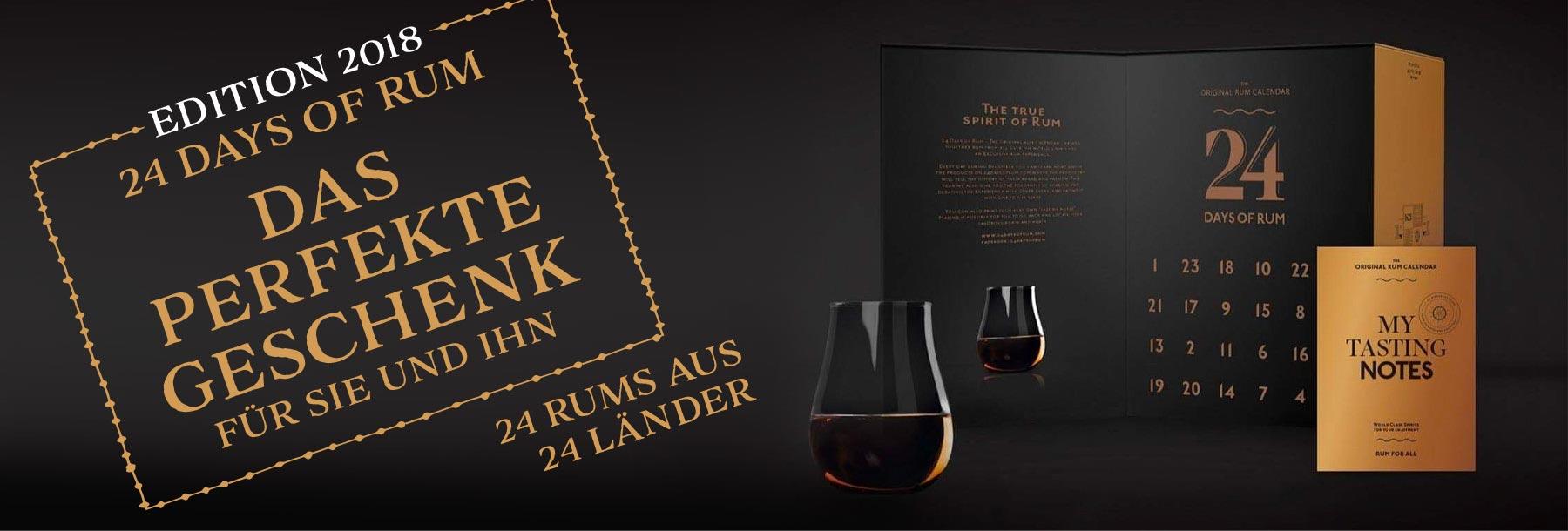 Rum Kalender Advent Geschenk Sie Ihn