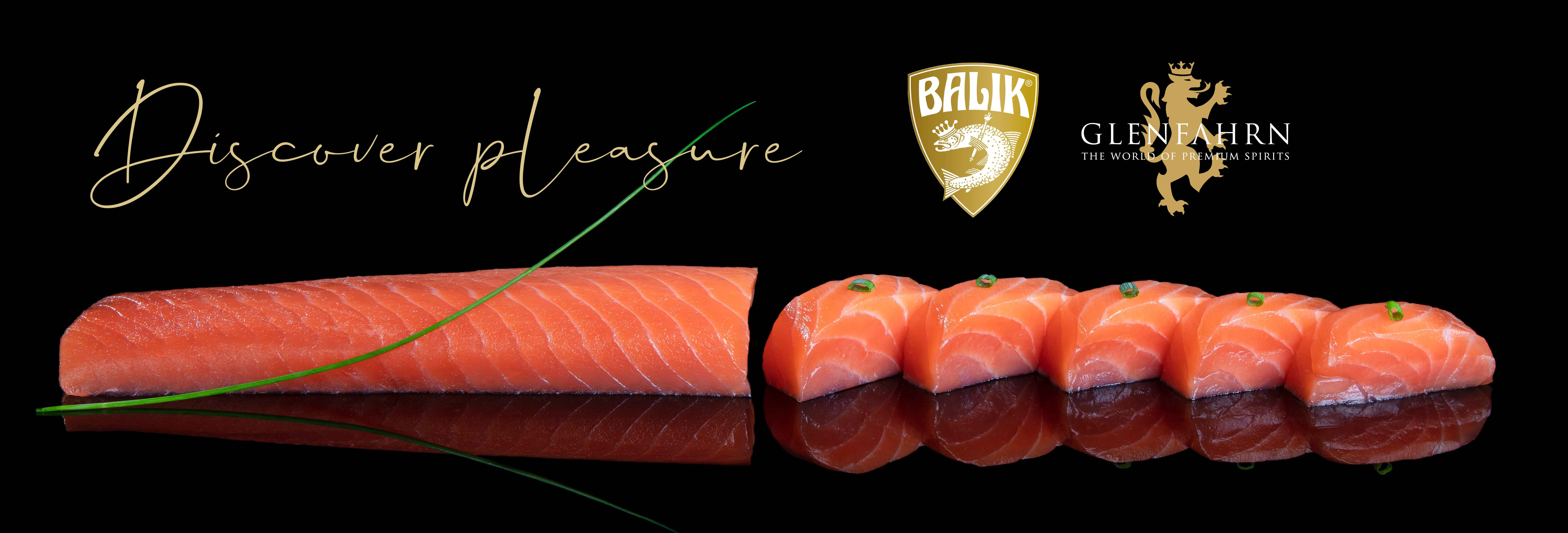 Discover Pleasure Balik & Glen Fahrn Lachs Premium Tastingsets