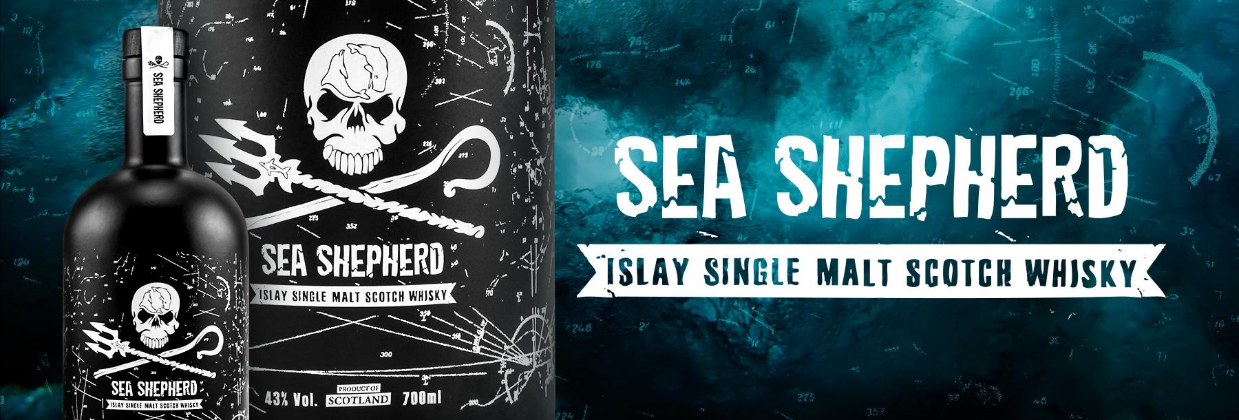Sea Shepherd Islay Single Malt Scotch Whisky