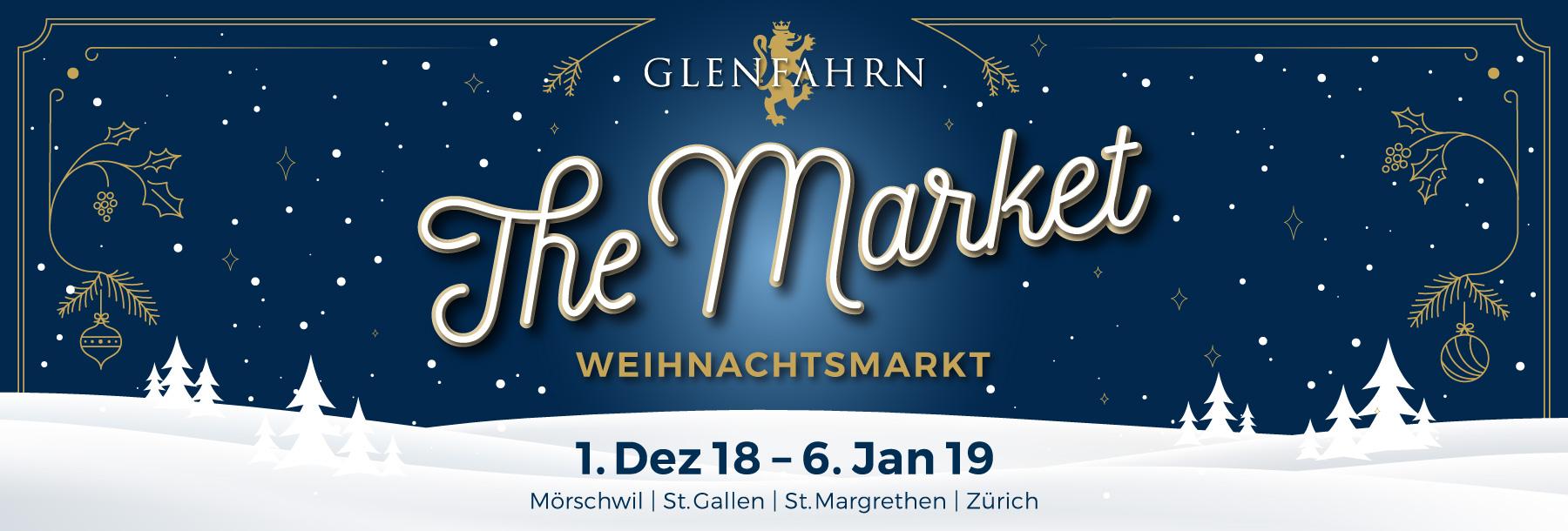 Glen Fahrn the market XMAS Weihnachten